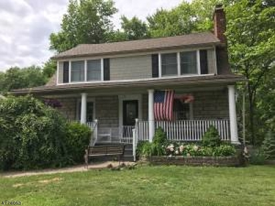 Single Family Home For Sale: 114 Whippany Rd