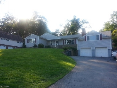 Morris Twp. Single Family Home Active Under Contract: 11 Raynor Rd