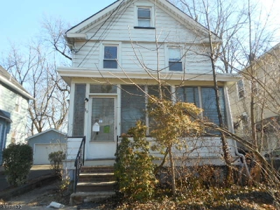 Cranford Twp. Single Family Home For Sale: 79 Johnson Ave