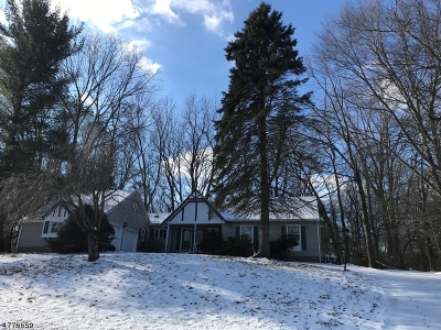 Roxbury Twp. Single Family Home For Sale: 27 Forest Dr