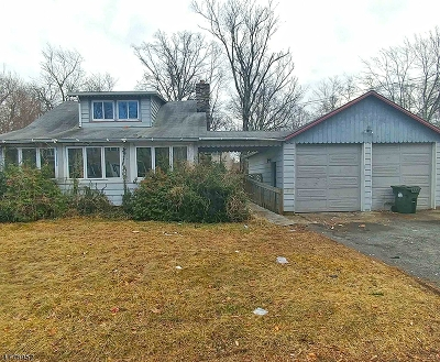 Mount Olive Twp. Single Family Home For Sale: 12 3rd St