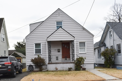 Roselle Park Boro Single Family Home For Sale: 128 W Roselle Ave