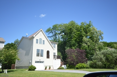 Sparta Twp. Single Family Home For Sale: 12 Celia Dr