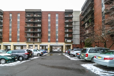Linden City Condo/Townhouse For Sale: 10 N Wood Ave, Unit 601