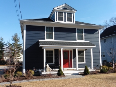 Chatham Boro Multi Family Home For Sale: 51 Summit Ave