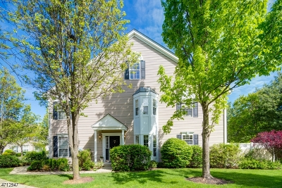 Bernards Twp., Bernardsville Boro Condo/Townhouse For Sale: 26 Battalion Dr