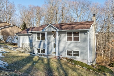 Sparta Twp. Single Family Home For Sale: 75 Seneca Lake Rd