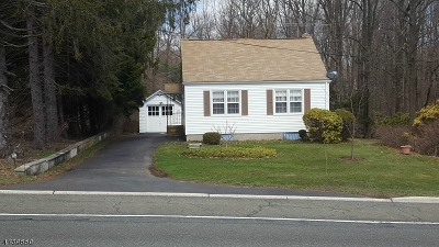 Randolph Twp. Single Family Home For Sale: 614 Route 10
