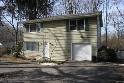 Sparta Twp. Single Family Home For Sale: 8 Underrock Rd