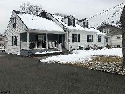 Hawthorne Boro NJ Single Family Home For Sale: $495,000