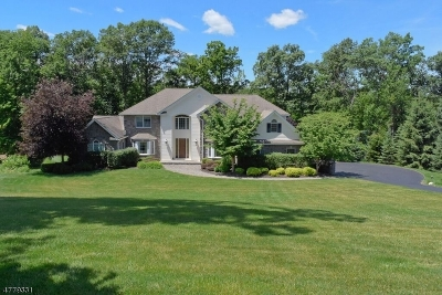 Sparta Twp. Single Family Home For Sale: 17 Windemere Way