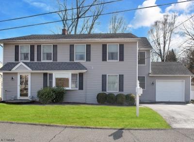 Montville Twp. Single Family Home For Sale: 16 Kokora Ave