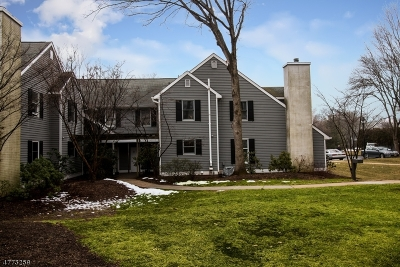 Bernards Twp., Bergenfield Boro Condo/Townhouse For Sale: 59 Countryside Dr