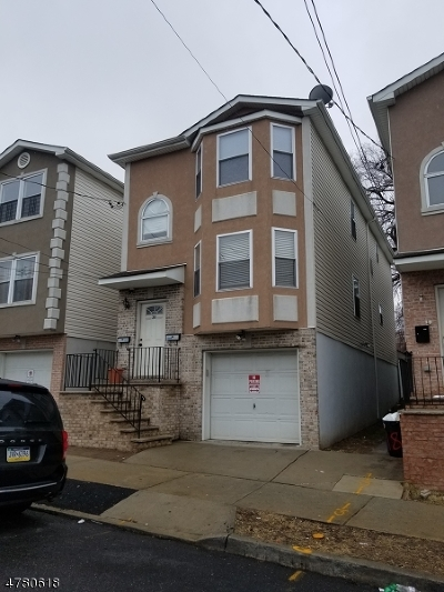 Paterson City Multi Family Home For Sale: 20 12th Ave