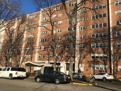 Paterson City Condo/Townhouse For Sale: 39 E 39th St #6G