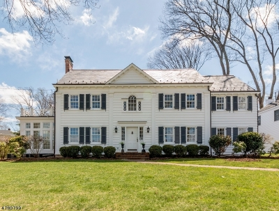 Morris Twp., Morristown Town Single Family Home For Sale: 26 Armstrong Rd