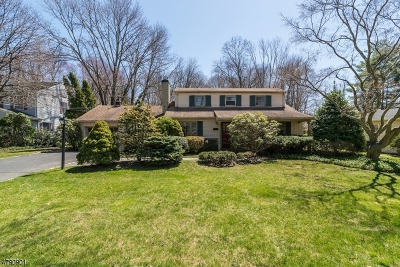 Wyckoff Twp. Single Family Home For Sale: 388 Monroe Ave
