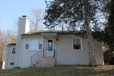 Sparta Twp. Single Family Home For Sale: 9 Sagamore Trl