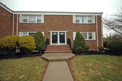 Bridgewater Twp. Condo/Townhouse For Sale: 3 Columbia Dr 1a #1A