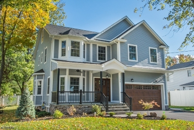 Westfield Town Single Family Home For Sale: 106 Oxford Ter