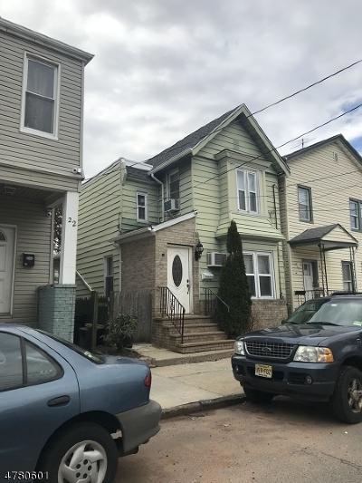 Kearny Town Single Family Home For Sale: 20 Dukes St