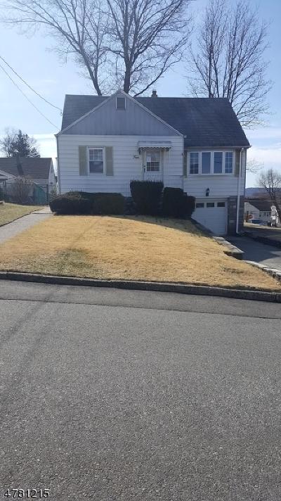 Woodland Park Single Family Home For Sale: 4 Grandview Dr