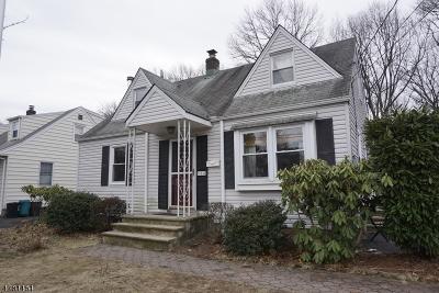 Hawthorne Boro Single Family Home For Sale: 64 Sherman Ave