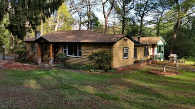 Mendham Boro, Mendham Twp. Single Family Home For Sale: 30 Schoolhouse Ln