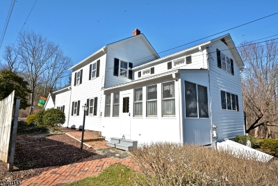 Union Twp. Single Family Home For Sale: 721 Mechlin Corner Road