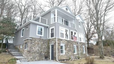 Denville Twp. Single Family Home For Sale: 19 E Shore Rd
