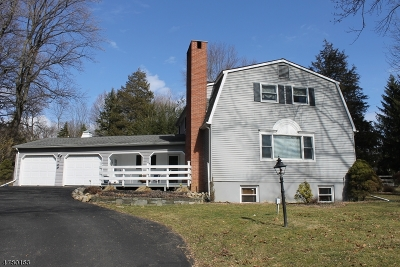 Sparta Twp. Single Family Home For Sale: 2 Fox Hollow Rd