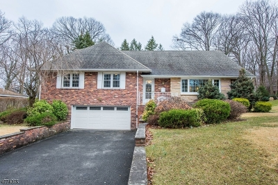 Clifton City Single Family Home For Sale: 81 Woodlawn Ave