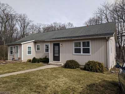 Randolph Twp. Multi Family Home For Sale: 189 A&b Morris Turnpike