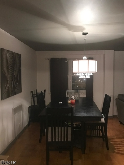 Paterson City Condo/Townhouse For Sale: 39 E 39th St #2-o