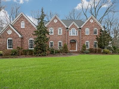 Scotch Plains Twp. Single Family Home For Sale: 1270 Lenape Way