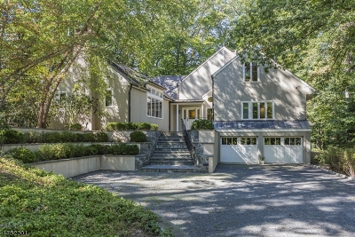 Montgomery Twp. Single Family Home For Sale: 176 Rolling Hill Rd