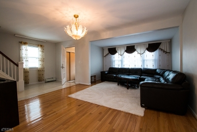 Roselle Park Boro Single Family Home For Sale: 613 Sherman Ave