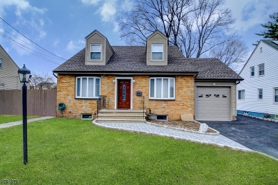 Union Twp. Single Family Home For Sale: 1034 Stone St