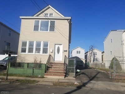 Elizabeth City Multi Family Home For Sale: 873-875 Anna St