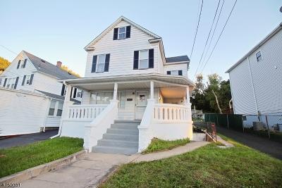 Roxbury Twp. Multi Family Home For Sale: 249 Center Street