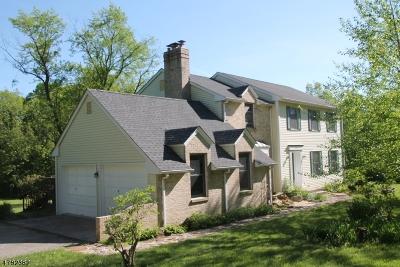 Bethlehem Twp. Single Family Home For Sale: 630 Fox Farm Rd