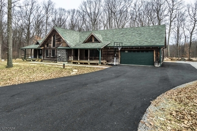 Mount Olive Twp. Single Family Home For Sale: 25 Station Rd