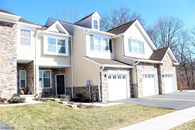 Mount Olive Twp. Condo/Townhouse For Sale: 26 Julia Pl