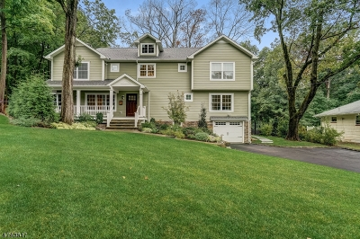 Livingston Single Family Home For Sale: 42 Intervale Rd