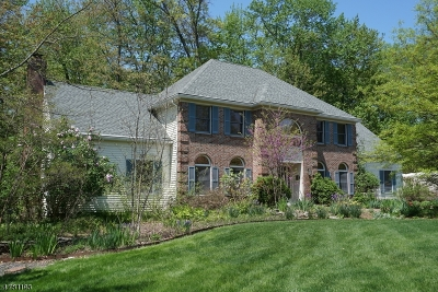 Montgomery Twp. Single Family Home Active Under Contract: 76 Fieldcrest Ave