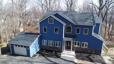Parsippany Single Family Home For Sale: 17 Glacier Drive
