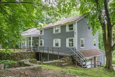 Mount Olive Twp. Single Family Home For Sale: 9 River Rd