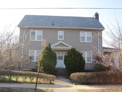 Newark City Single Family Home For Sale: 82-84 Abington Ave
