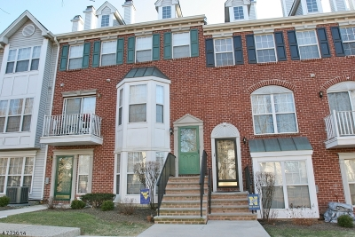 Bridgewater Twp. Condo/Townhouse For Sale: 3409 French Dr