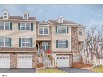 Mount Olive Twp. Condo/Townhouse For Sale: 43 Canterbury Ct